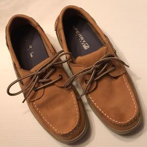 Sperry Topsider Boys size 5.5
